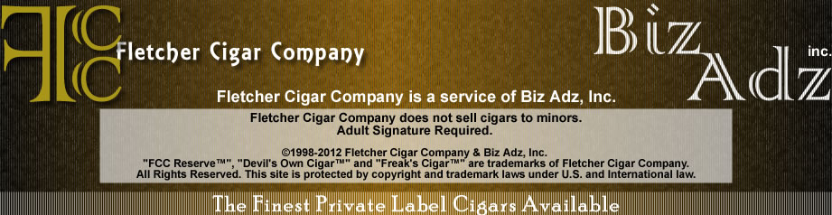personalized cigars by FCC